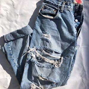 Denim - Steel Jeans